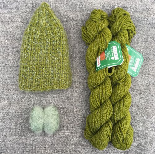 "Kit: ""Signal Rock"" hat - Turf"